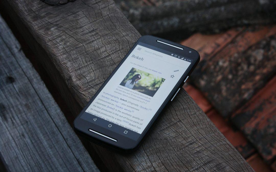 Benutzerfreundlichkeit für Mobilgeräte