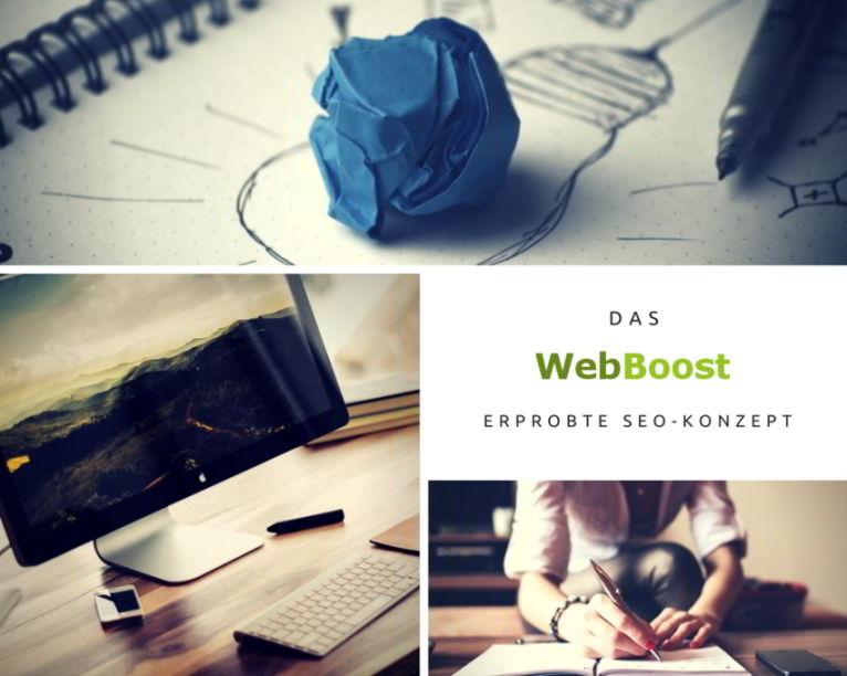 Das SEO-Konzept von WebBoost hat sich bewährt